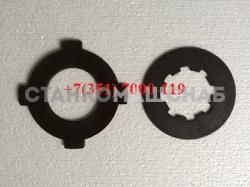 Диски фрикционные 1К62Д комплект